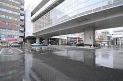 各線・日暮里駅の様子。(2013-12-10,共用部,ENVIRONMENT,1F)