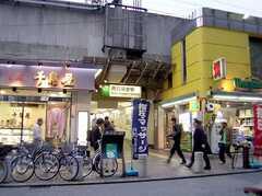 Jr西日暮里駅(2005-06-17,共用部,ENVIRONMENT,)