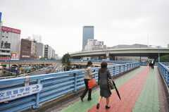 各線飯田橋駅前の様子。(2009-10-05,共用部,ENVIRONMENT,1F)