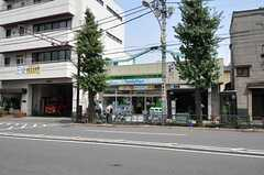 東京メトロ南北線・本駒込駅の様子。(2011-08-23,共用部,ENVIRONMENT,1F)