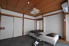 専有部の様子2。※備品は入居者さんの私物です。(503号室)(2011-07-29,専有部,ROOM,5F)