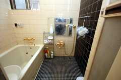 お風呂の様子。(2008-07-15,共用部,BATH,1F)