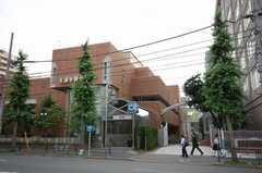 東京メトロ南北線東大前駅の様子。(2008-07-15,共用部,ENVIRONMENT,1F)