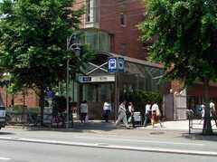 東大前駅の様子。(2005-06-06,共用部,ENVIRONMENT,)