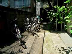 駐輪場(2005-06-06,共用部,GARAGE,)