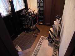 玄関の様子。(2005-06-06,周辺環境,ENTRANCE,)