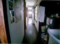 廊下の様子。(2005-06-06,共用部,OTHER,)