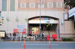 各線・後楽園駅の様子。(2013-05-23,共用部,ENVIRONMENT,1F)