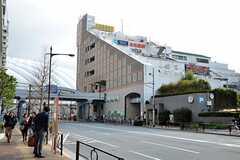 各線・後楽園駅の様子。(2015-03-23,共用部,ENVIRONMENT,1F)