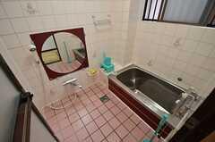 バスルームの様子。(2014-11-26,共用部,BATH,1F)