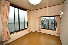 専有部の様子。(303号室)(2009-02-11,専有部,ROOM,3F)