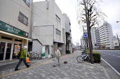 都営三田線・千石駅の様子。(2009-02-11,専有部,ROOM,2F)