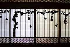 趣きのある障子戸です。(202号室)(2013-03-28,専有部,ROOM,2F)
