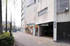 都営三田線・千石駅の様子。(2013-03-28,共用部,ENVIRONMENT,1F)