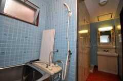 バスルームの様子2。(2010-03-16,共用部,BATH,4F)