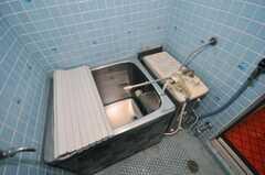 バスルームの様子。(2010-03-16,共用部,BATH,5F)