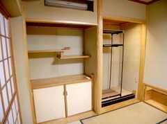 専有部の様子2。(402号室)(2006-12-21,専有部,ROOM,4F)