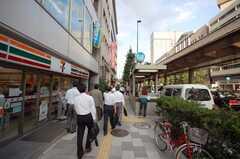 各線永田町駅の様子。(2008-09-08,共用部,ENVIRONMENT,1F)