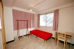 専有部の様子。(307号室)(2008-11-25,専有部,ROOM,3F)