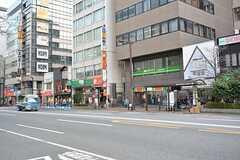 各線・飯田橋駅周辺の様子。(2016-02-17,共用部,ENVIRONMENT,1F)