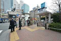 各線・飯田橋駅の様子。(2016-02-17,共用部,ENVIRONMENT,1F)