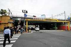 各線・飯田橋駅前の様子。(2010-12-02,共用部,ENVIRONMENT,1F)
