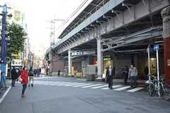JR・神田駅の様子。(2015-02-06,共用部,ENVIRONMENT,1F)