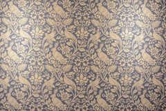 イギリス製の壁紙。(2017-10-17,共用部,LIVINGROOM,1F)