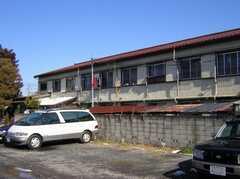 シェアハウス外観。(2008-02-07,共用部,OUTLOOK,1F)