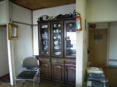 シェアハウスのキッチンの様子3。(2008-02-07,共用部,KITCHEN,1F)