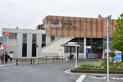 京王線・西調布駅の様子。(2020-05-19,共用部,ENVIRONMENT,1F)