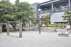 京王線・仙川駅周辺の様子。(2018-07-13,共用部,ENVIRONMENT,1F)