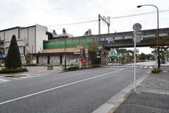 京王相模原線・京王多摩川駅の様子。(2017-09-12,共用部,ENVIRONMENT,1F)