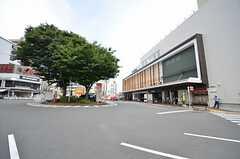京王線・つつじヶ丘駅の様子。(2015-06-11,共用部,ENVIRONMENT,1F)