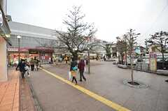 京王線・仙川駅の様子。(2014-11-11,共用部,ENVIRONMENT,1F)
