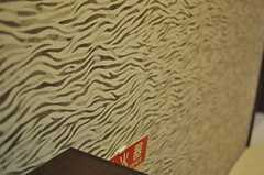 壁紙はフロアによって異なります。(2014-01-14,共用部,OTHER,4F)