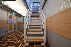 階段の様子。(2017-12-08,共用部,OTHER,2F)