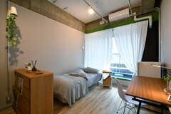 専有部の様子2。モデルルームです。(303号室)(2017-12-08,専有部,ROOM,3F)