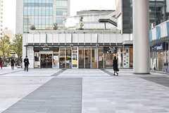 東京メトロ半蔵門線・水天宮前駅周辺の様子。(2017-02-01,共用部,ENVIRONMENT,1F)