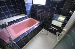 バスルームの様子。(2013-08-06,共用部,BATH,4F)