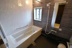 バスルームの様子。ゆったりサイズです。(2017-05-24,共用部,BATH,14F)