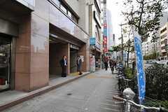東京メトロ日比谷線・小伝馬町駅の様子。(2013-11-12,共用部,ENVIRONMENT,1F)