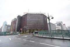 中央区役所は徒歩圏内。(2017-03-02,共用部,ENVIRONMENT,1F)