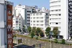 屋上からの景色。(2013-10-31,共用部,OTHER,5F)