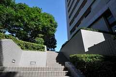 シェアハウス周辺の様子。隅田川からの風が吹いています。(2011-08-05,共用部,ENVIRONMENT,1F)