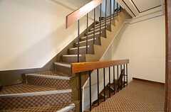 階段の様子。(2016-03-28,共用部,OTHER,5F)
