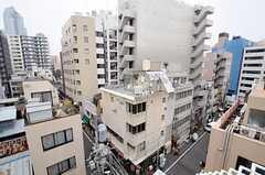 屋上からの景色。(2011-12-22,共用部,OTHER,6F)