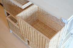 専有部ごとに使えるボックスも用意されています。(2014-03-03,共用部,KITCHEN,4F)