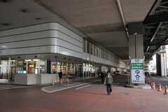 東京メトロ半蔵門線・水天宮前駅の様子。(2014-03-03,共用部,ENVIRONMENT,5F)
