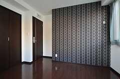 専有部の様子2。(302号室)(2012-02-10,専有部,ROOM,3F)